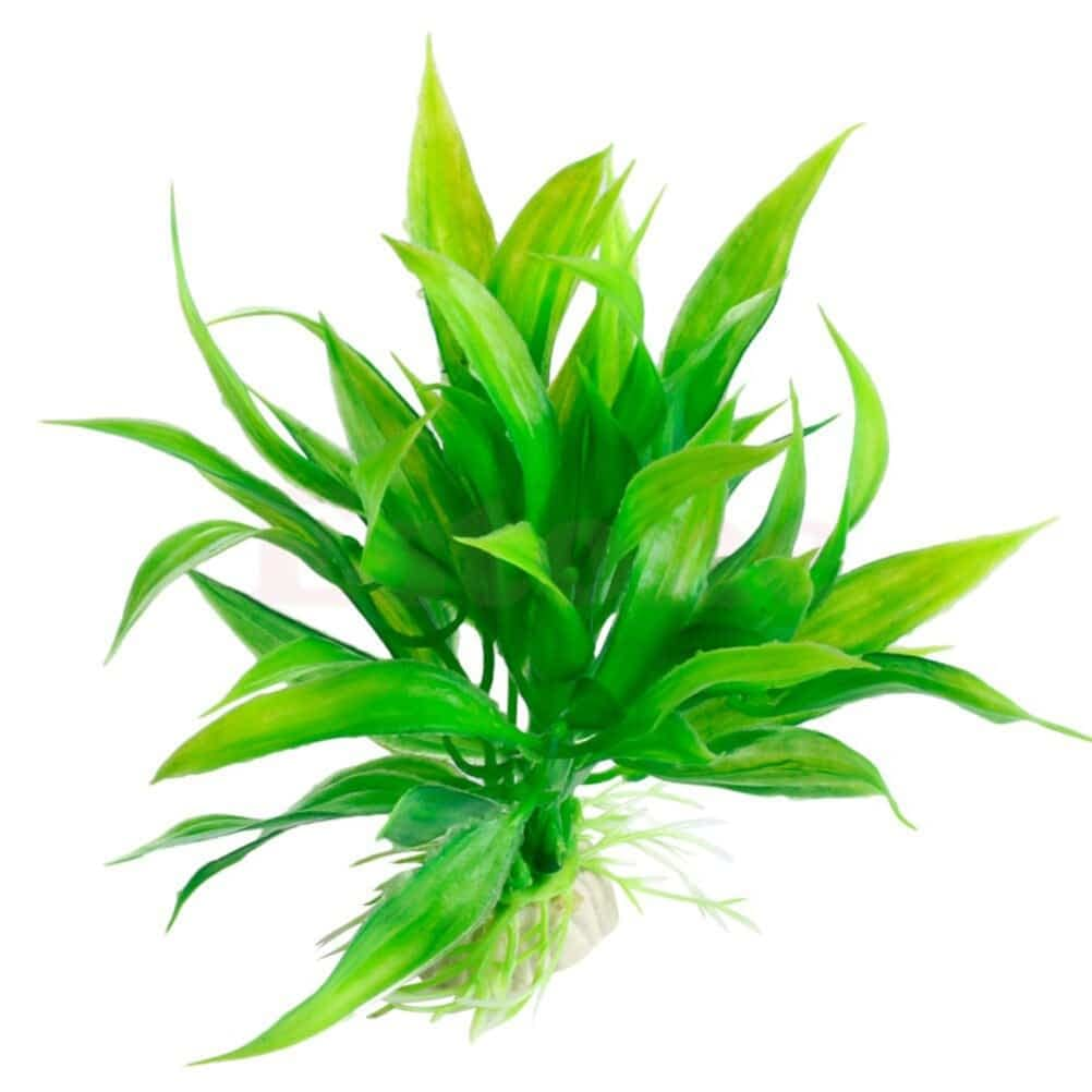 Artificial Aquatic Plant 15cm  Landscape Decor