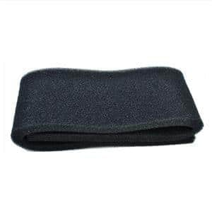 Black Biochemical Carbon Filter Sponge 50x12x2cm