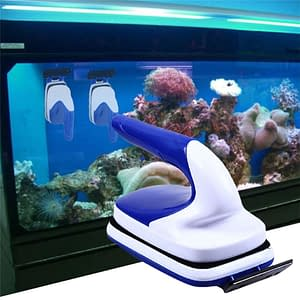 Aquarium Magnetic Glass Algae Scraper Cleaner Tool
