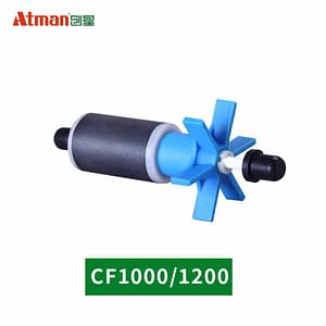 ATMAN CF600/800/1000/1200/2400 AT3335S/3336S/3337S/3338S EF3 EF4 DF500/700/1000/1300 Canister Filter Impeller Rotor Replacement