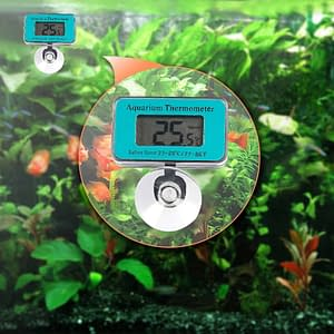Aquarium Digital LCD Screen Thermometer