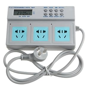 High Power Microcomputer Control 3in1 Programmable Digital Timer