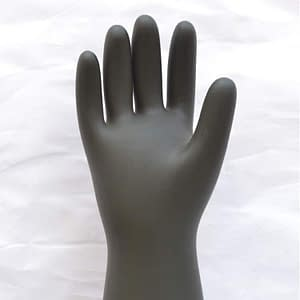 55CM lengthened thick rubber rubber gloves