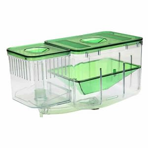 Aquarium Tank Incubator Isolation Circulating Hatchery