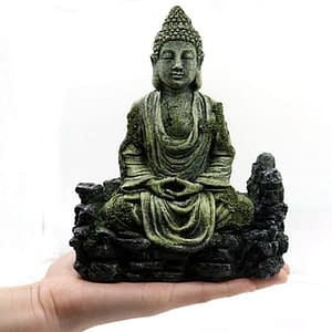 Resin Ancient Imitation Buddha Statue
