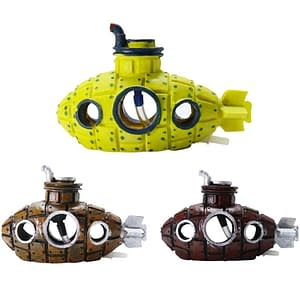 Aquarium Resin Submarine Air Bubble Decoration