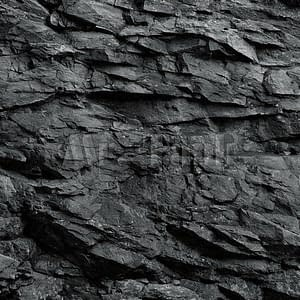 3D Effect Black Stone Texture Aquarium Background Poster HD Rock Stone Selfadhesive