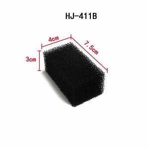SUNSUN Filter Media Biochemical Sponge 2Pcs Replacement for Aquarium Filter