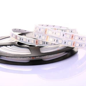 IP67 Waterproof 5050 LED Strip,12V 60LED/M RGB