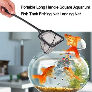 Aquarium Fish Tank Fishing Net Landing Net 35/41/56 cm
