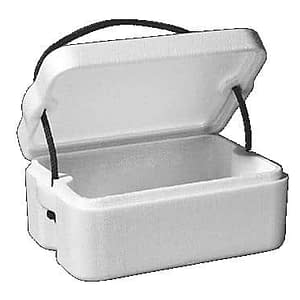 Polystyrene Chilly Bin 10/15/28/40 Litre (No Handle)