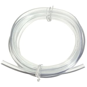 PVC Clear 4mm x 2m Tubing (off cut)