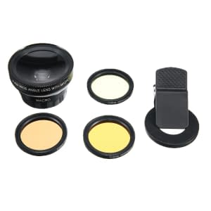 Aquarium Macro Lens for Fish Tank Photography
