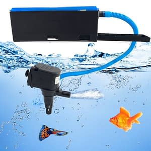 Silence Aquarium Filter External Fish Tank Filter