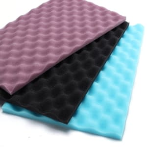 3 piece 45x28x2cm Sponge Pads for Aquarium Filtration