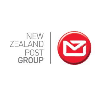 New Zealand Post logo Capture