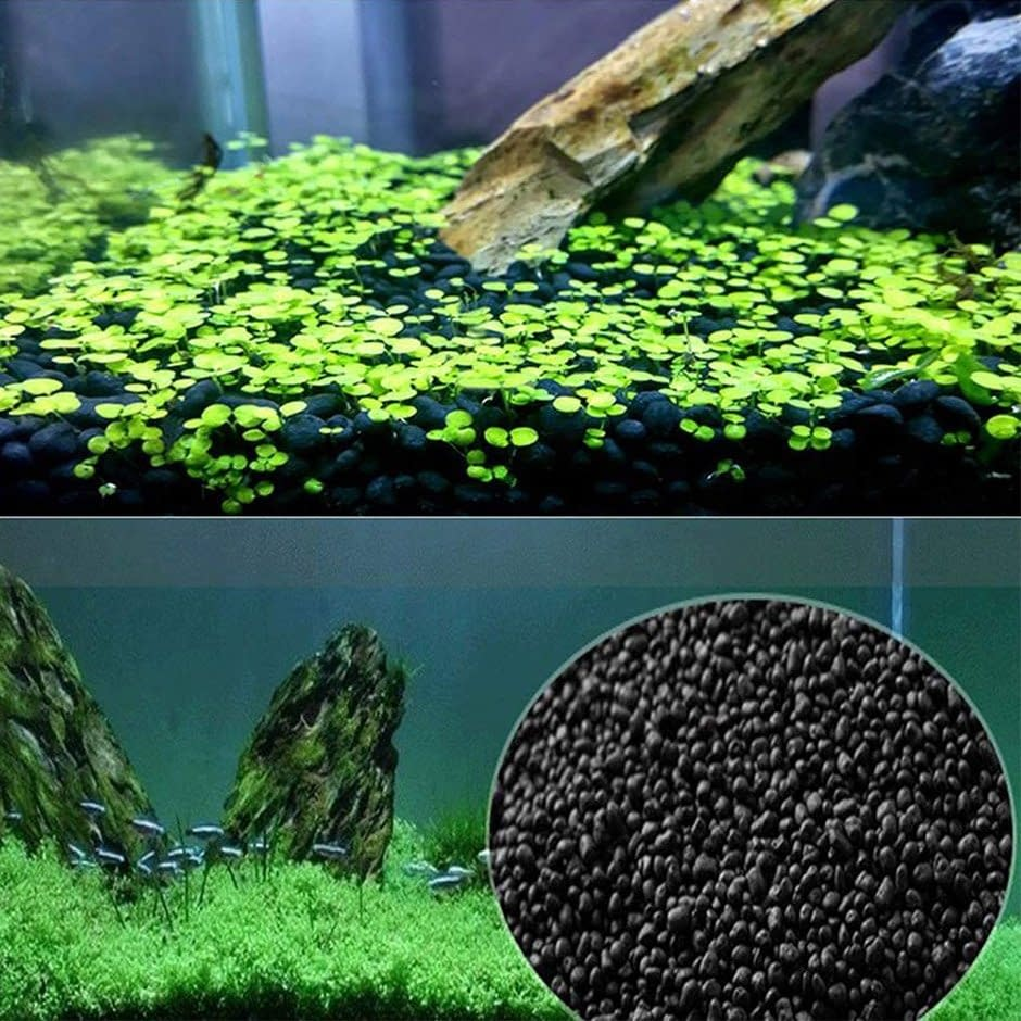 NICREW 1kg Aquatic Plant Aquarium Soil