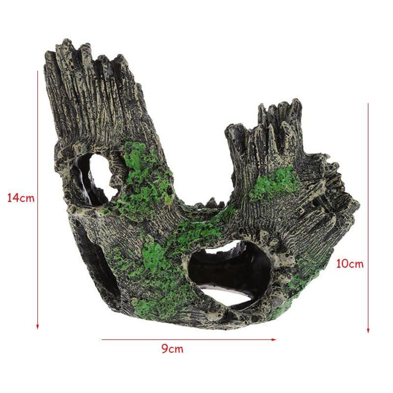 Resin Tree Root Aquatic  Decor