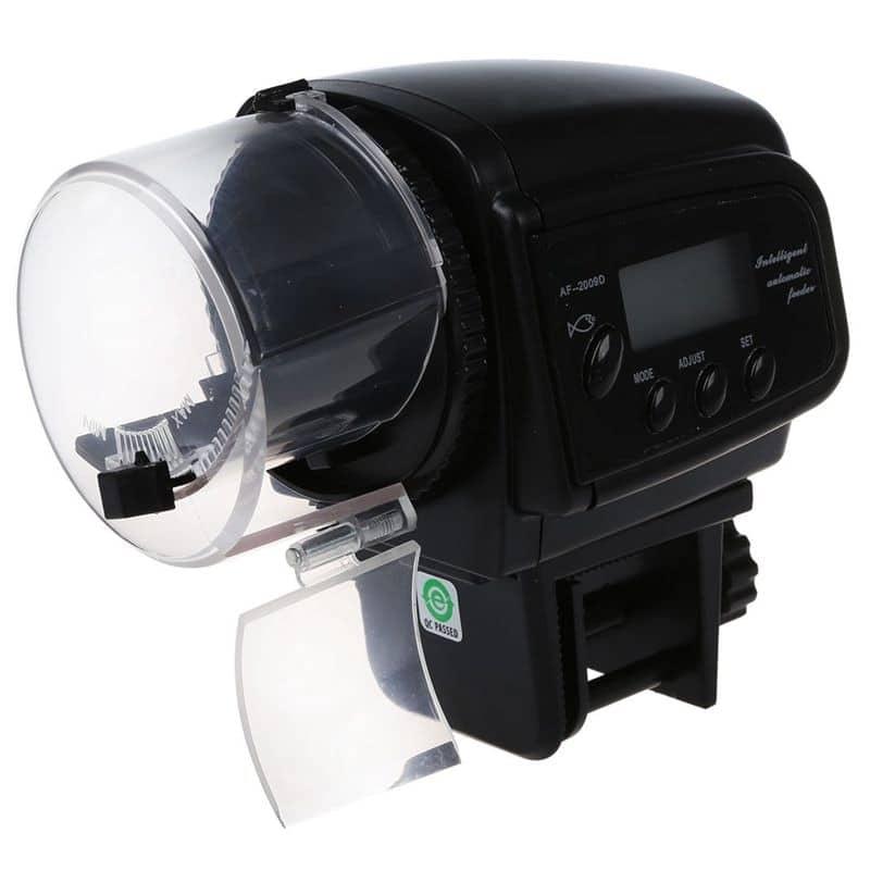 Digital Automatic Fish Food Container Aquarium Feeder Dispenser w/ Timer