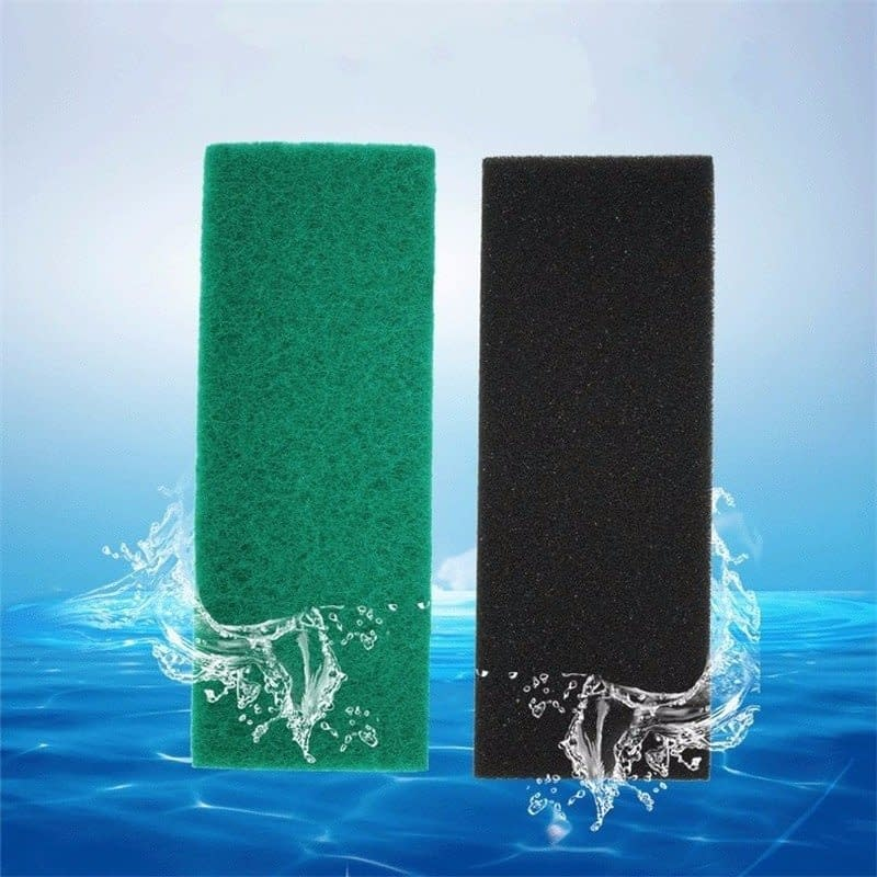 Aquarium Fish Tank Filter Biochemical Cotton Sponge Fish Tank Reusable 32*12*2cm