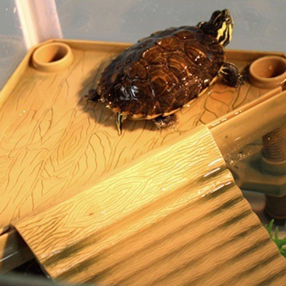 Reptile lizard Turtle Basking Multi-Functional Habitat Decor