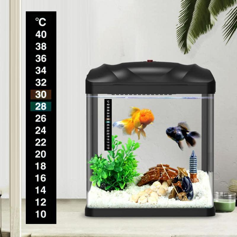 Aquarium Thermometer Temperature Sensitive Sticker