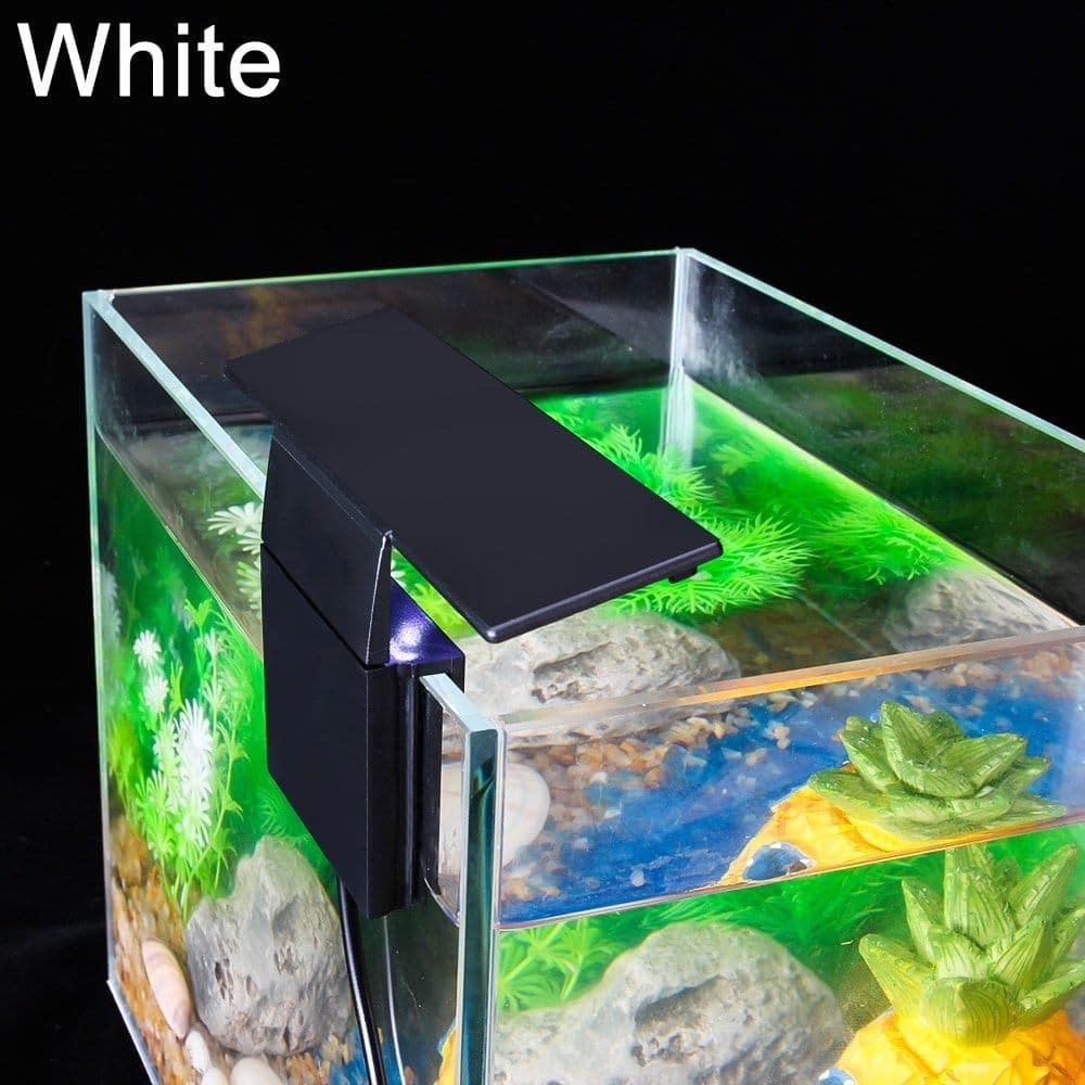 Senzeal X3 High Brightness LED Aquarium Light Clip-on Freshwater Lamp