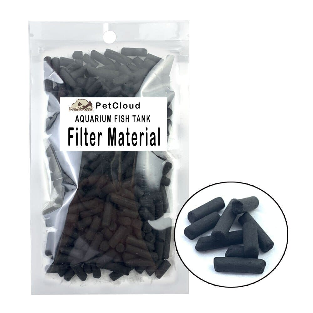 100g Aquarium Filter Media Activated Carbon / Ceramic Rings / Ball