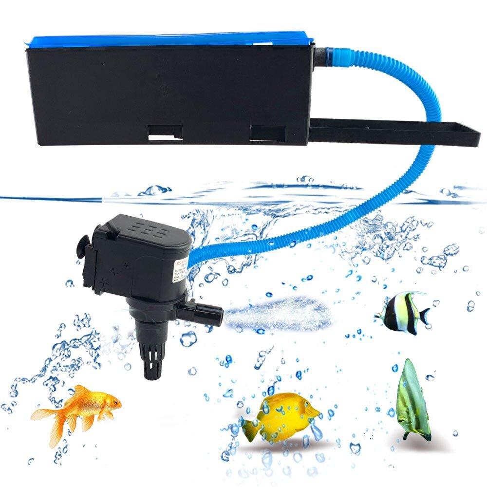 Silence Aquarium Filter External Fish Tank Filter