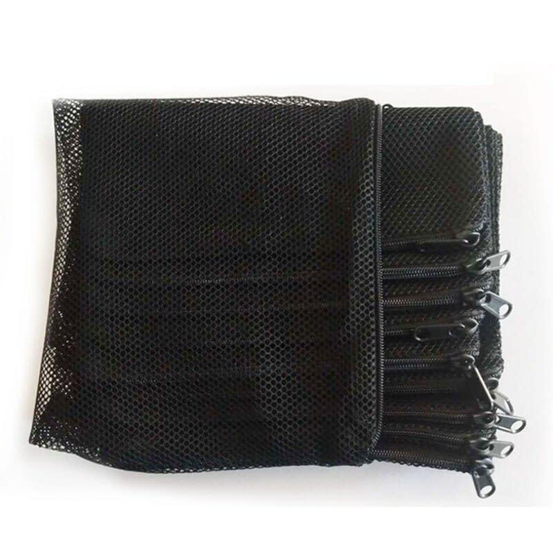 5Pcs Black White Filter Net Bag Mesh Bag For Bio Ball / Carbon Media