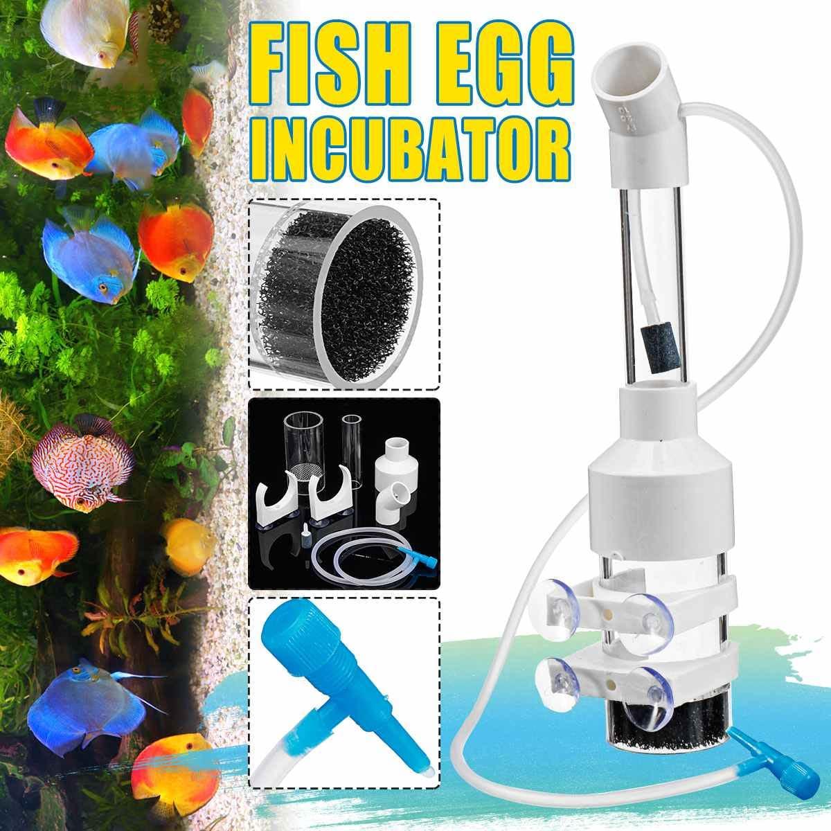 Tumbler Incubator Fish Hatchery